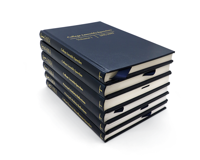 Case Bound Books Stack